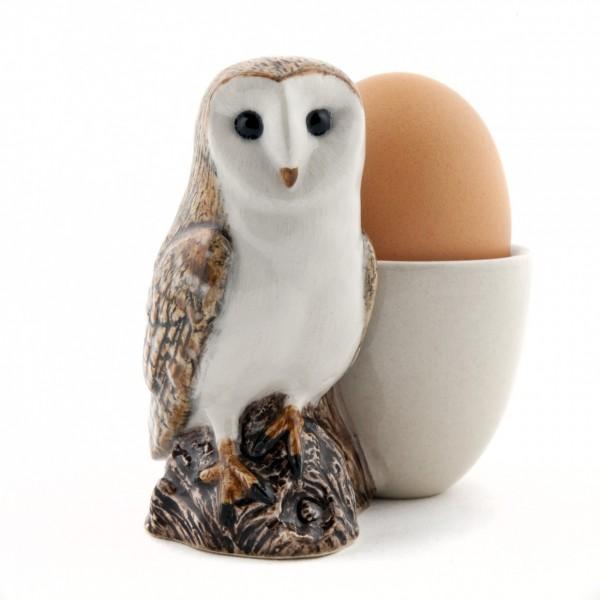 65869--Eierbecher Barn Owl