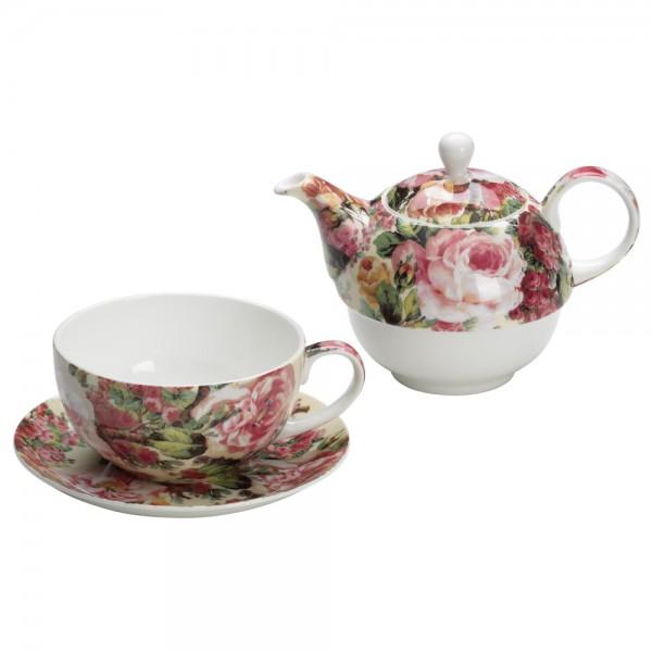 Tea for One Wildrose
