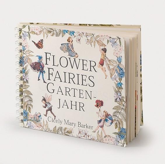 Flower Fairies Gartenjahr