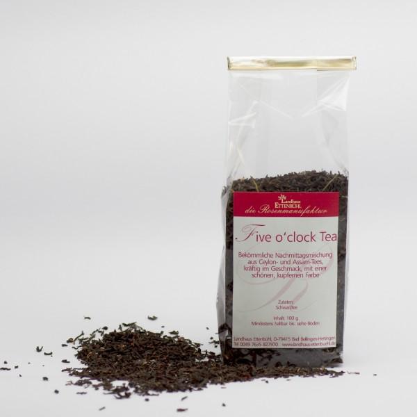 Tee LE Five o´clock Tea 100 g klein 3