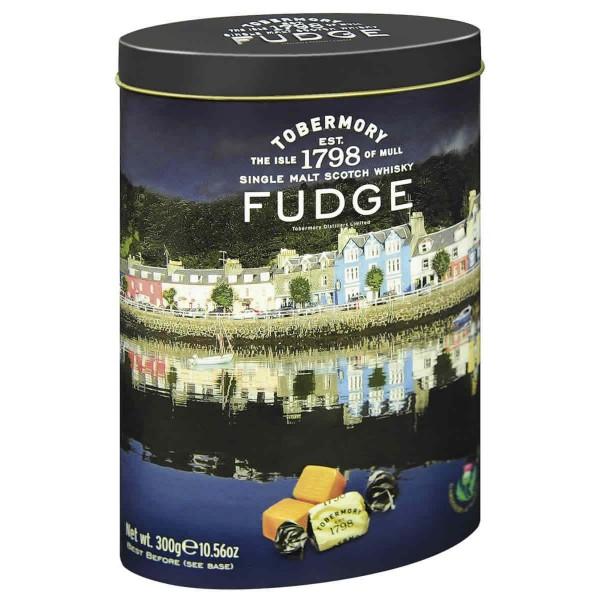 Tobermory Malt Whisky Fudge