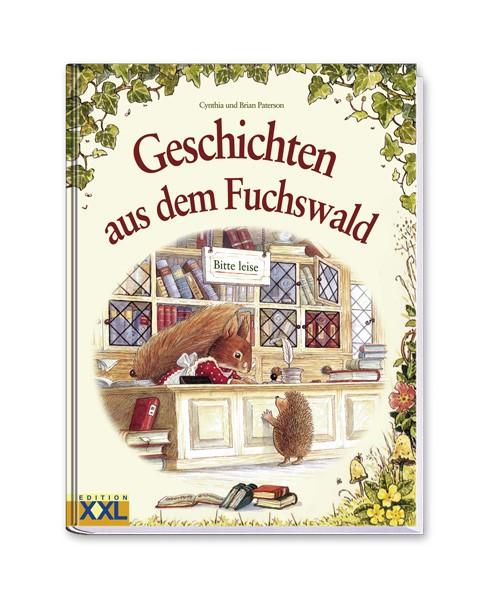 Landhaus Ettenbuehl Geschichten aus dem Fuchswald