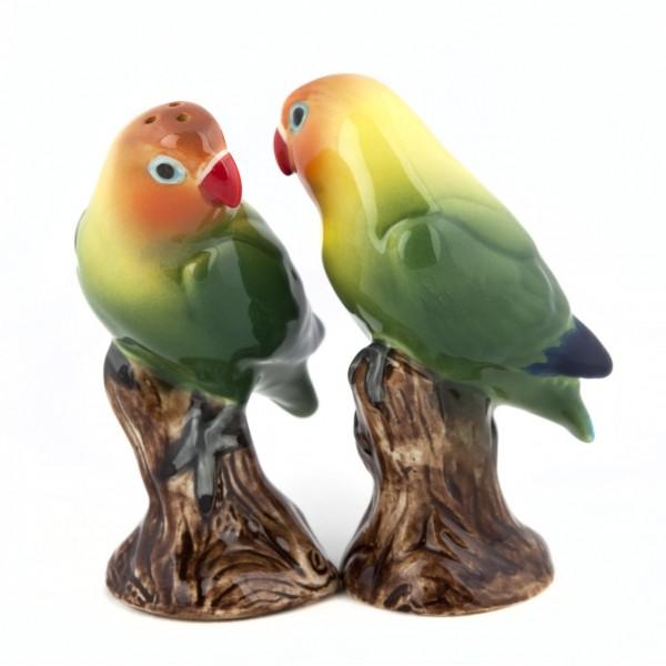 66073--Salz+Pfeffer Love Birds orange