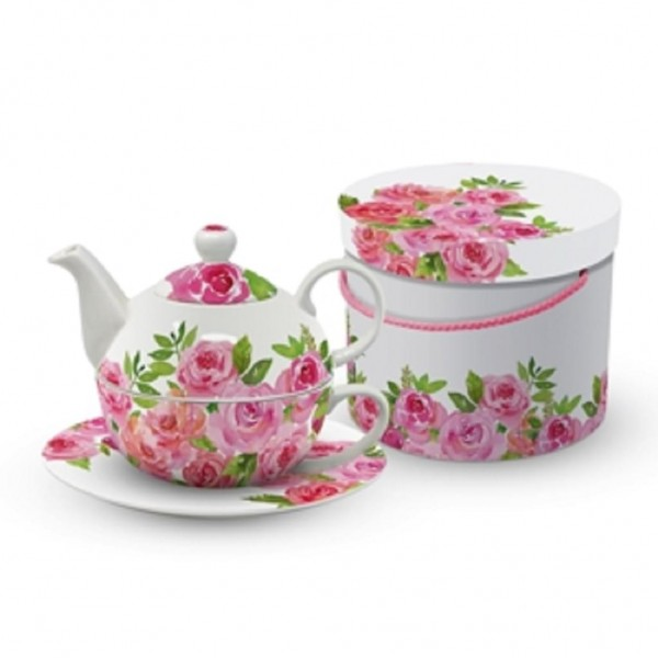 Tea for One Merci Rosen