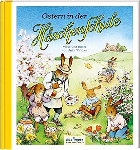 Ostern in der Häschenschule