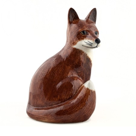 66074--Spardose Fuchs