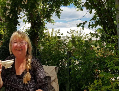 Marion Nickig zu Gast im Landhaus Ettenbühl