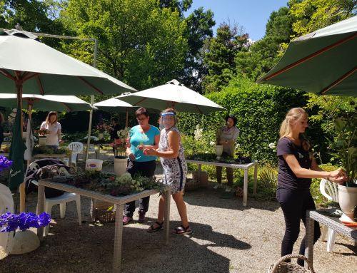 Floristik Kurs: Sommer-Sträuße